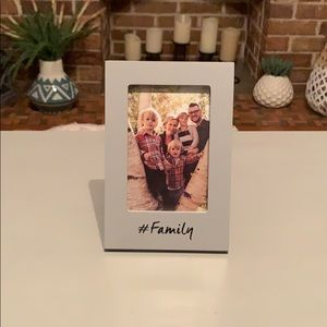 #Family Picture Frame